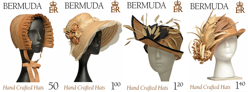 Bermuda Hand Crafted Hats May 2019