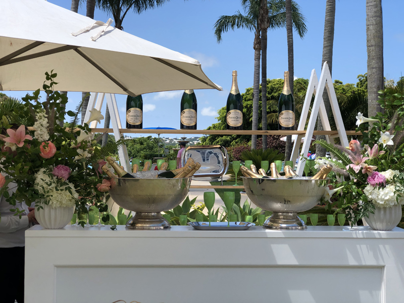 Champagne Brunch at Rosewood Bermuda May 2019 (1)