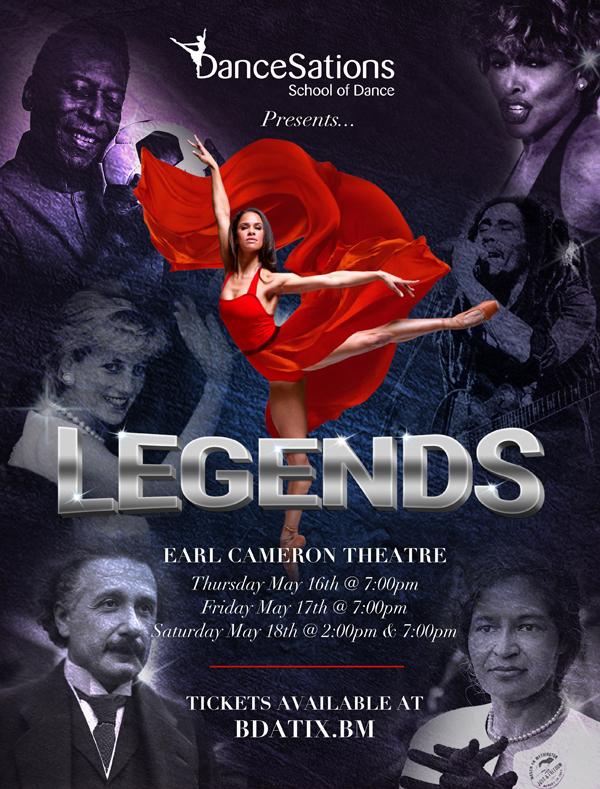 DanceSations School of Dance Legends May 2019
