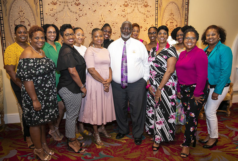 Dept of Child and Family Services Bermuda May 2019