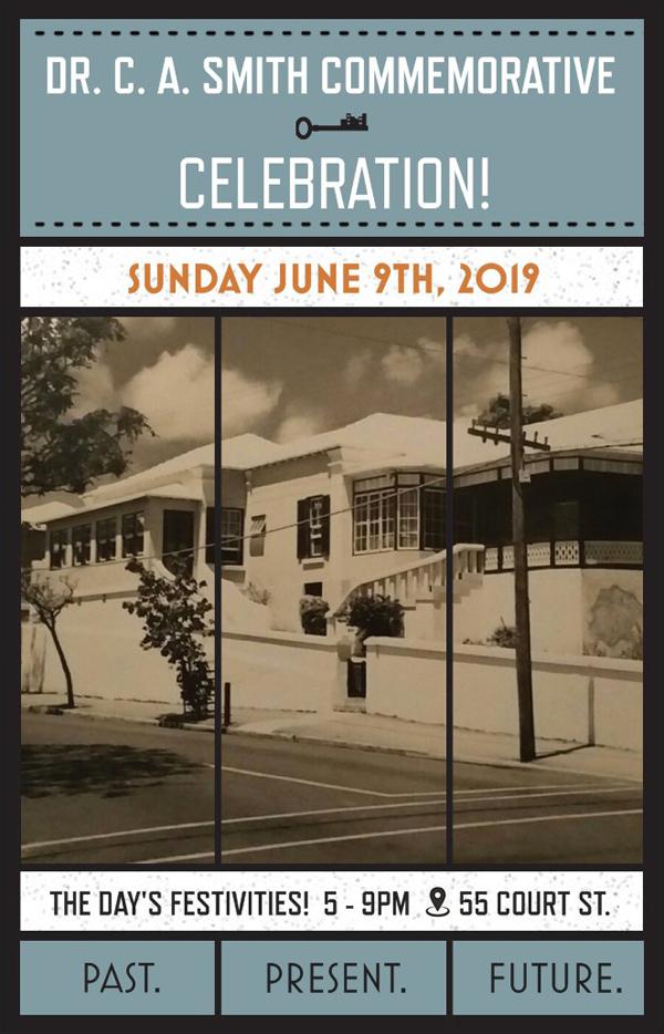 Dr CA Smith Commemorative Celebration Bermuda June 2019 (1)