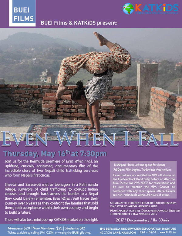 Even_When_I_Fall_Poster