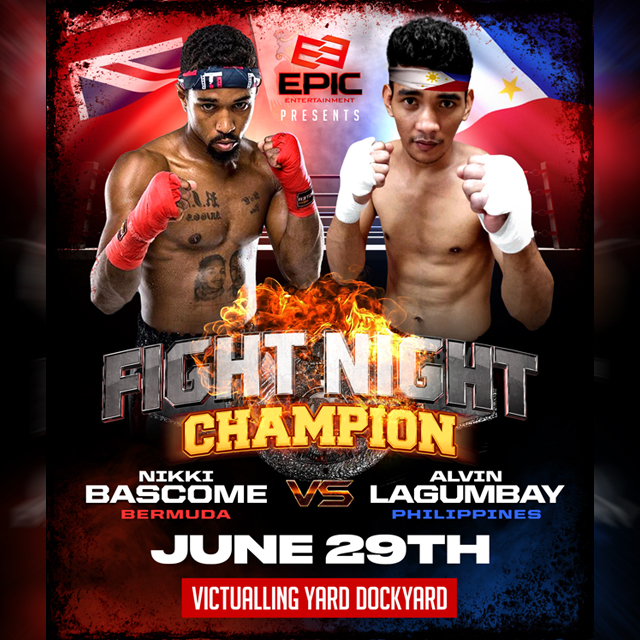 Fight Night Champion June 2019
