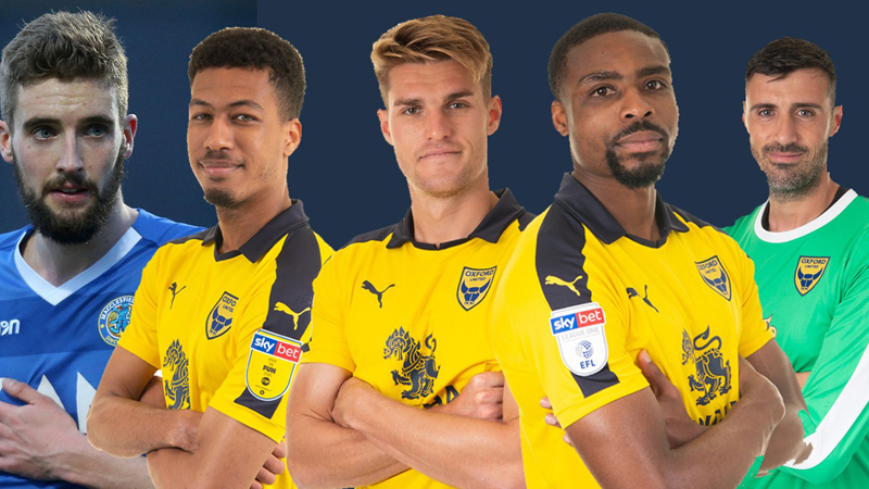 Five Players To Leave The U's May 2019