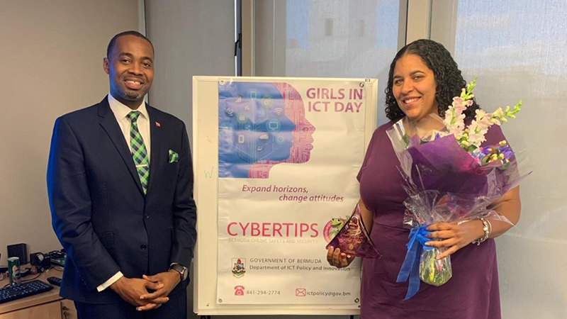 Girls in ICT Day Bermuda May 2019