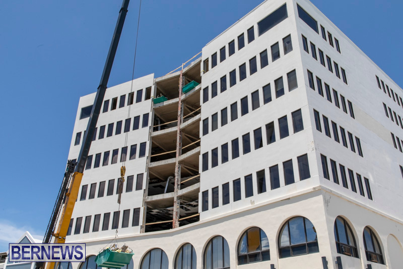 Hamilton Princess Point House Construction Bermuda, May 18 2019-6765