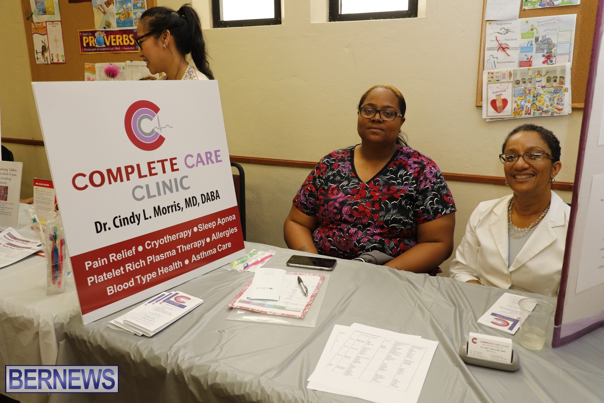 Health Fair Bermuda 2019 May (1)