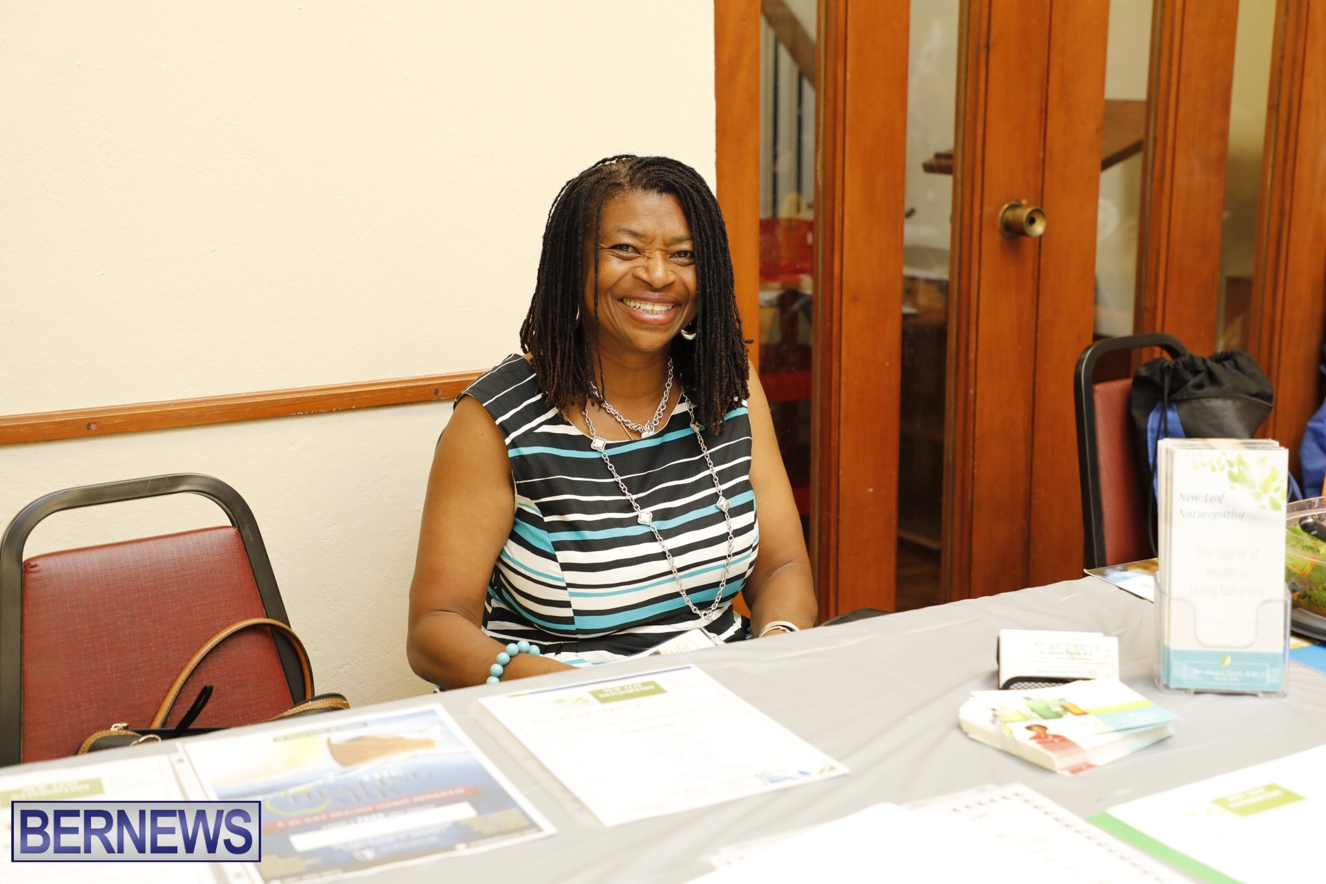 Health Fair Bermuda 2019 May (10)