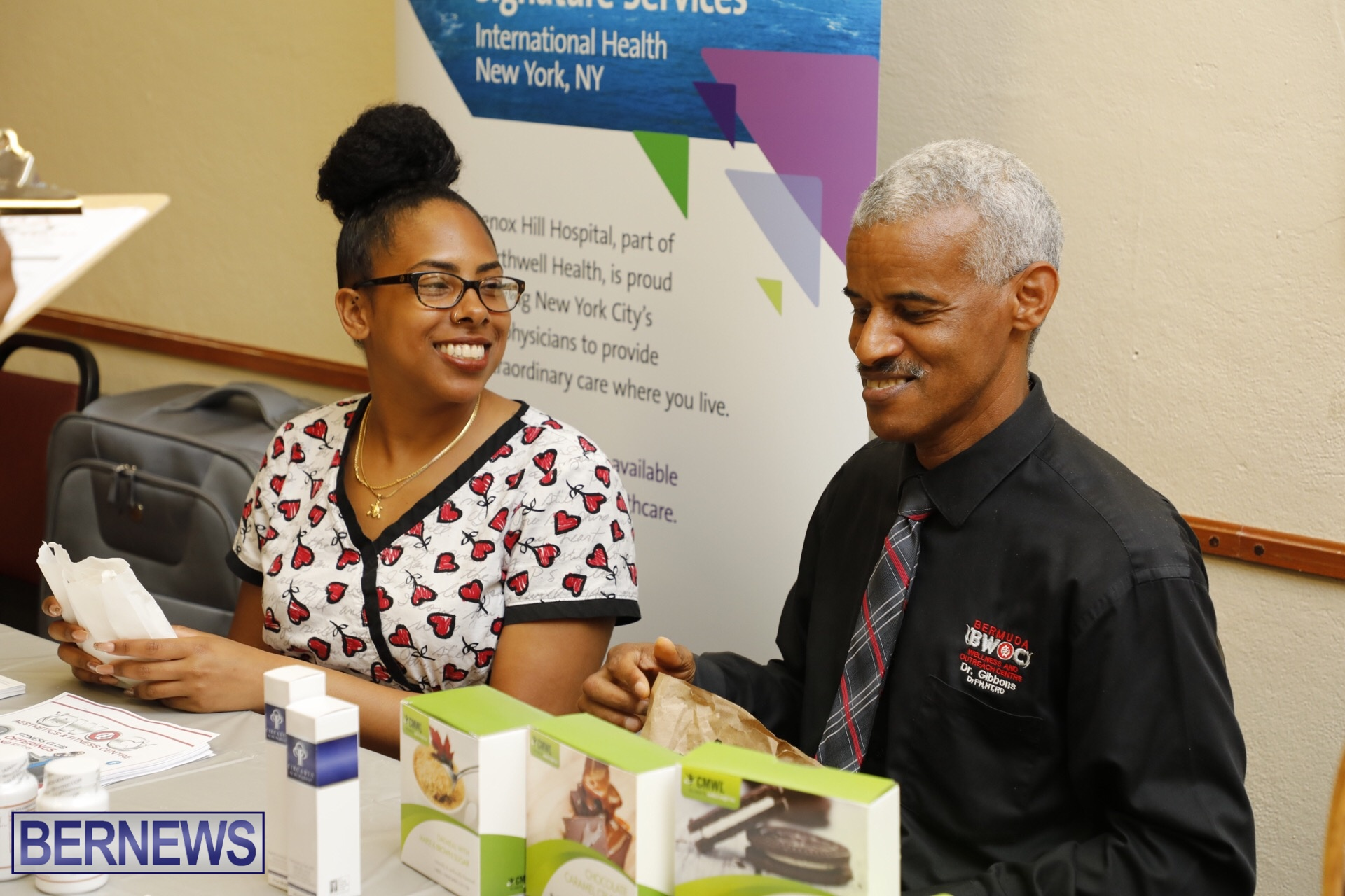 Health Fair Bermuda 2019 May (14)