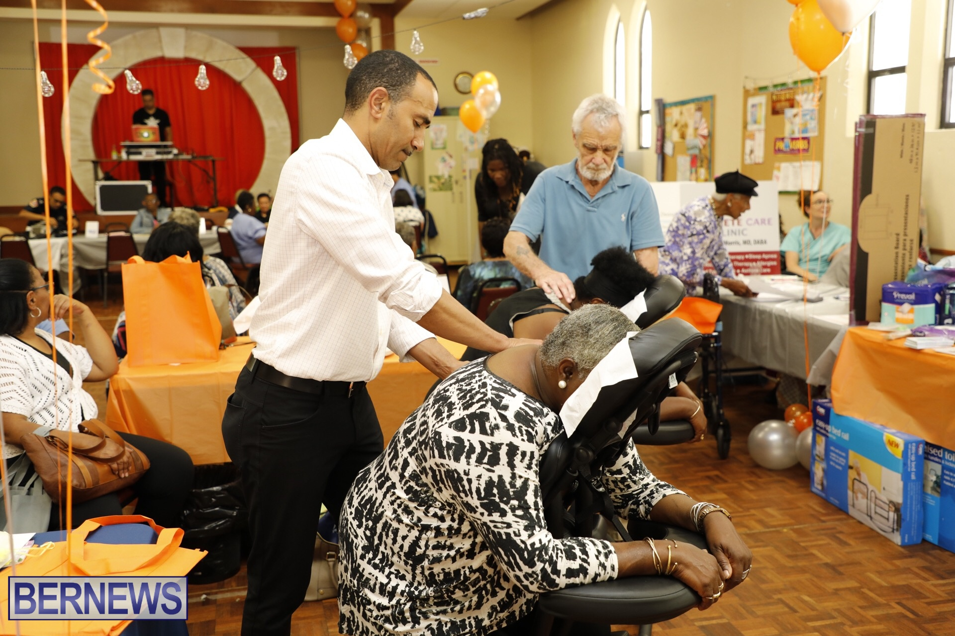 Health Fair Bermuda 2019 May (6)