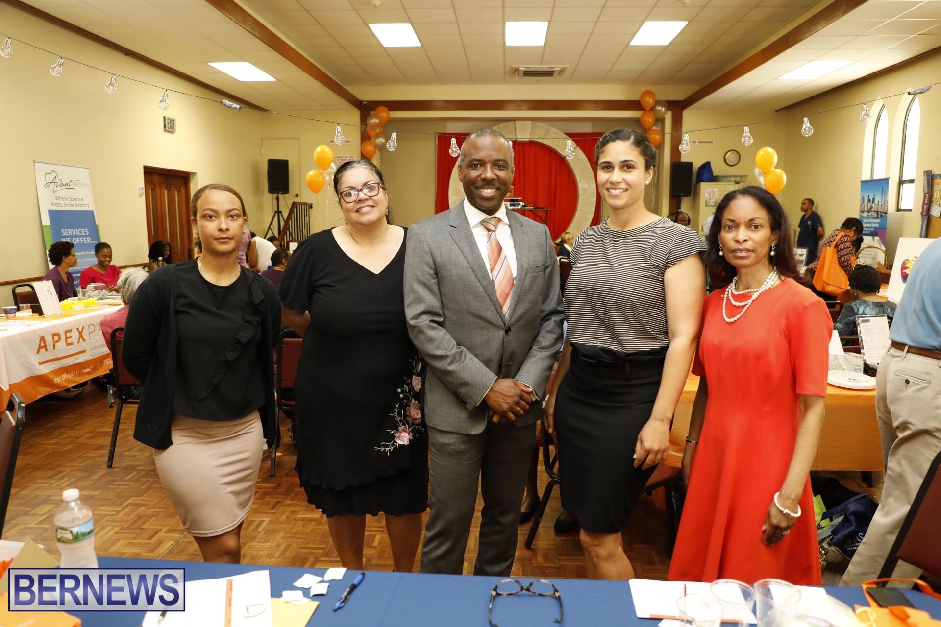 Health Fair Bermuda 2019 May (7)