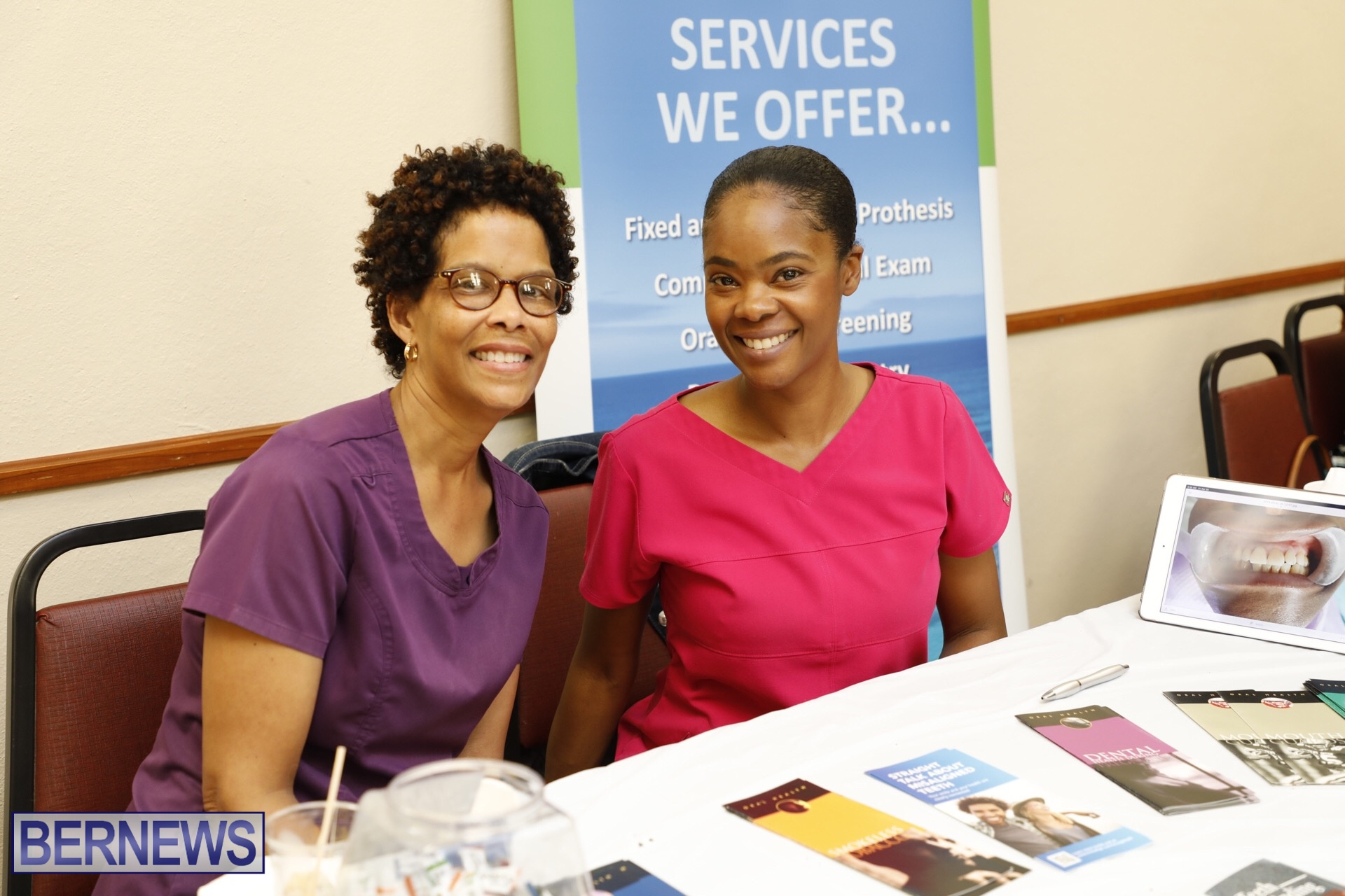 Health Fair Bermuda 2019 May (9)