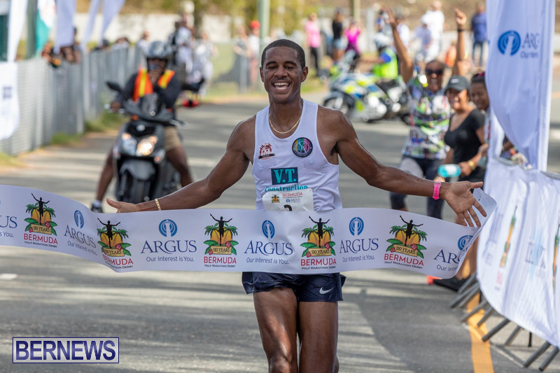 Lamont Marshall Half Marathon Derby Bermuda Day, May 24 2019-7854