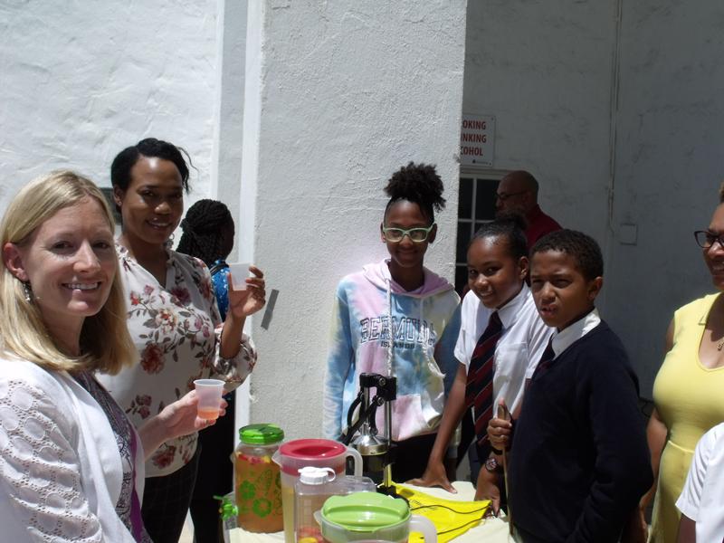 Lemonade Day Taste Testing Bermuda May 2019 (3)