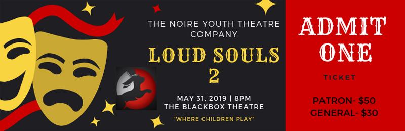 Loud Souls 2 Bermuda May 2019