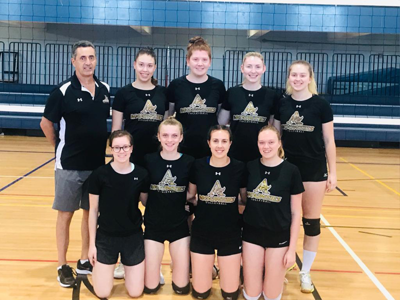 Mt Allison Women's Gold Bermuda May 2019