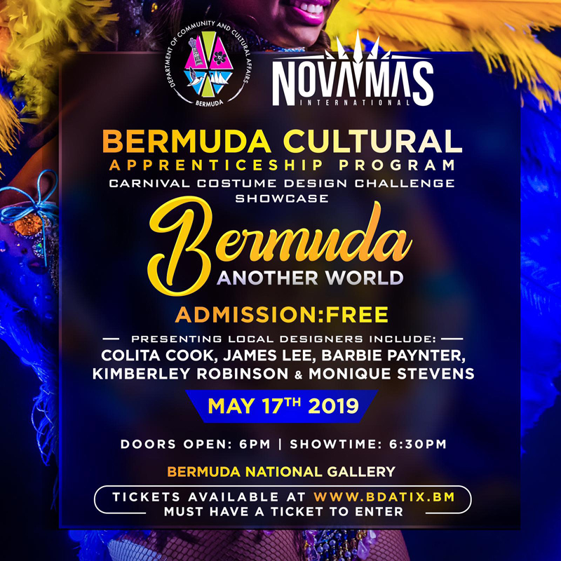 NOVA Mas International Bermuda May 2019