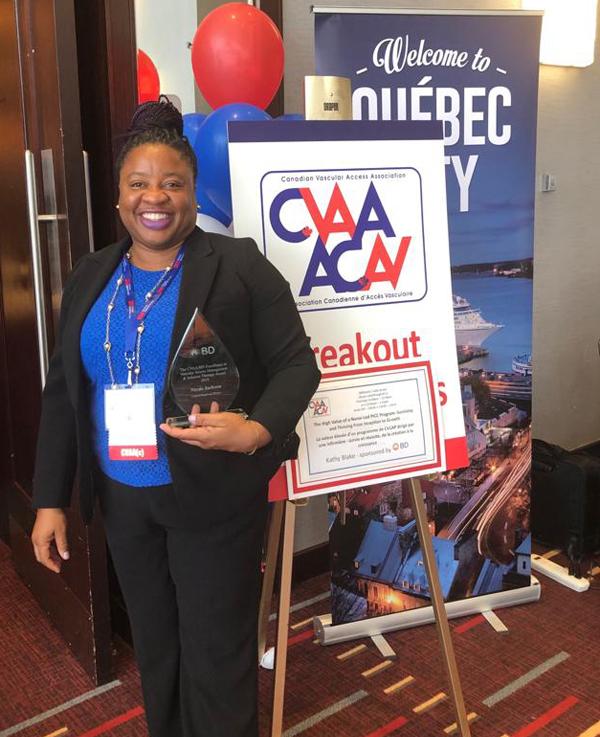 Nicole Jackson Bermuda May 2019