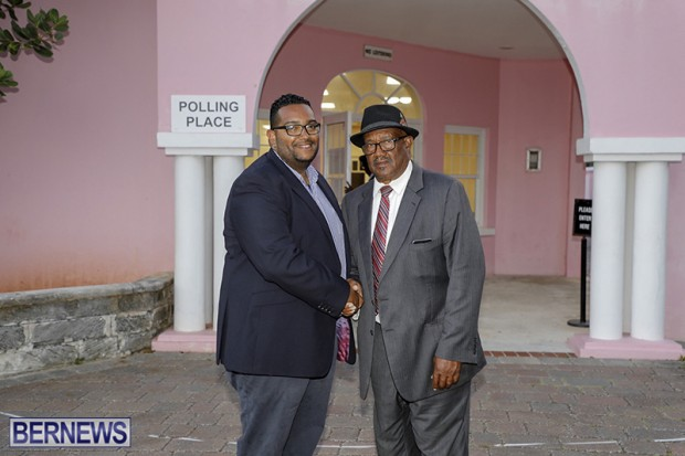 Poll close Bermuda May 9 2019