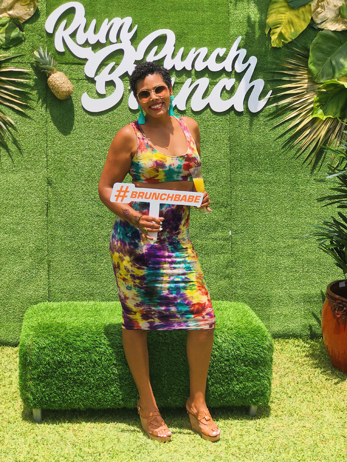 Rum Punch Brunch Bermuda May 2019