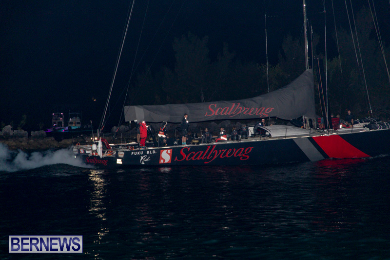 Scallywag takes Line Honours in Antigua Bermuda Race, May 11 2019-2284