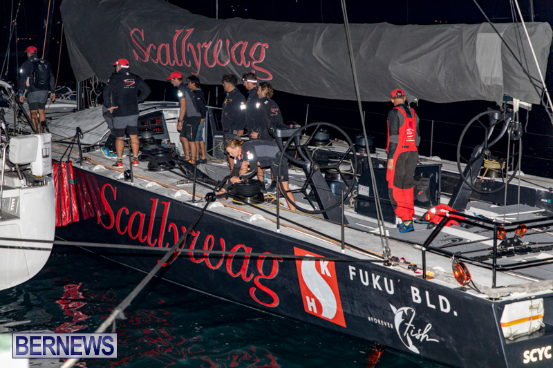 Scallywag takes Line Honours in Antigua Bermuda Race, May 11 2019-2296