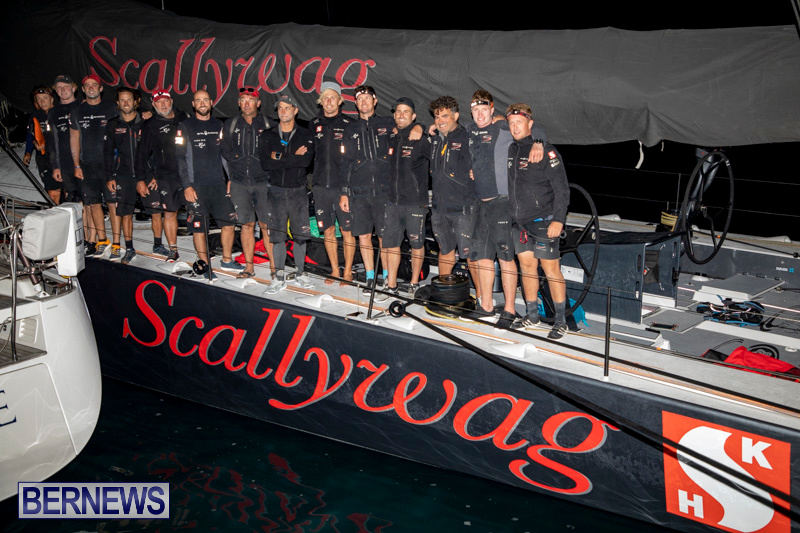 Scallywag takes Line Honours in Antigua Bermuda Race, May 11 2019-2298