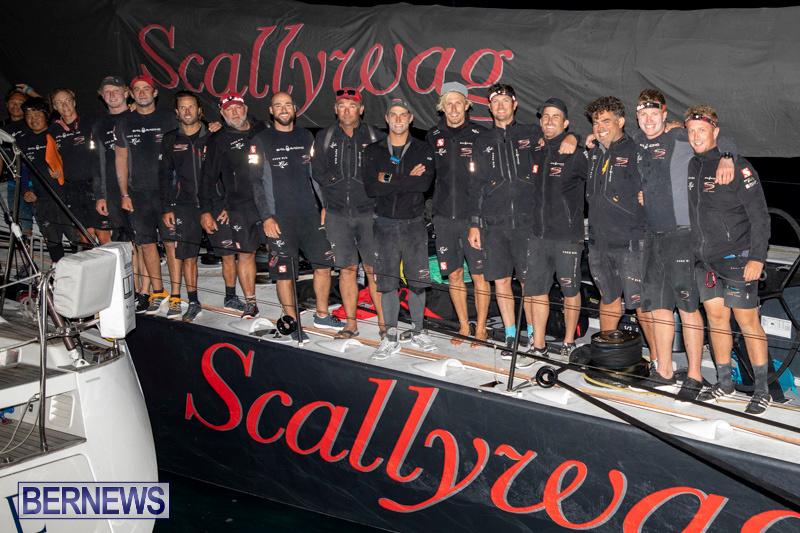 Scallywag takes Line Honours in Antigua Bermuda Race, May 11 2019-2299