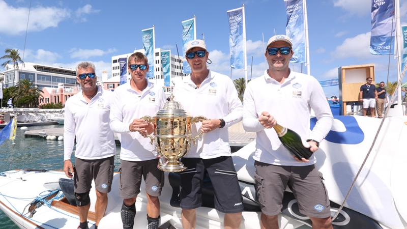 Second Argo Gold Cup Championship 01
