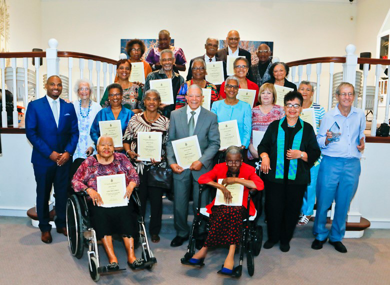 Seniors Awards Ceremony Bermuda May 2019