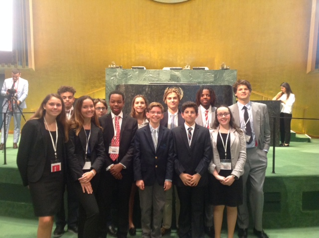 Somersfield Academy Model UN trip Bermuda May 2019 (6)