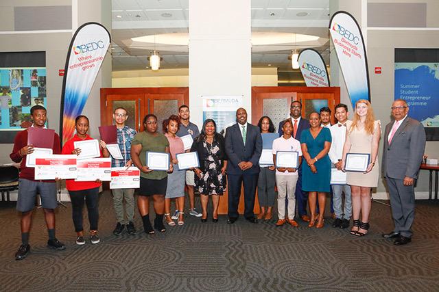 Summer Student Entrepreneurship Programme Bermuda May 2019 (1)
