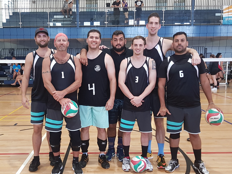 Team American Balls Men's Bronze Bermuda May 2019
