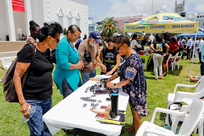 UN Global Road Safety Week Bermuda May 2019 (1)