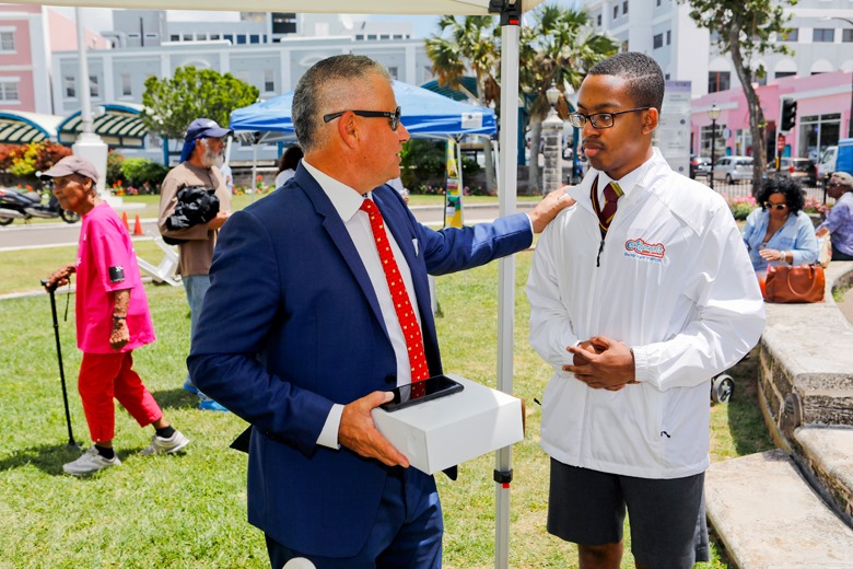 UN Global Road Safety Week Bermuda May 2019 (3)
