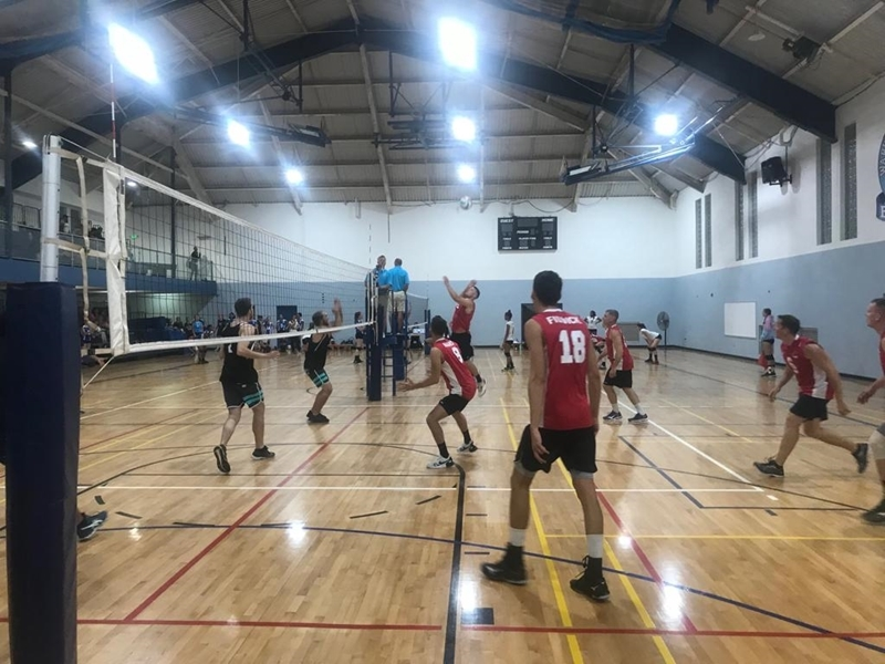 Volleyball Open Tournament Day 2 (1)