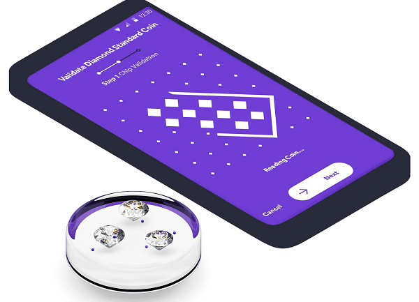coin-validation-with-phone