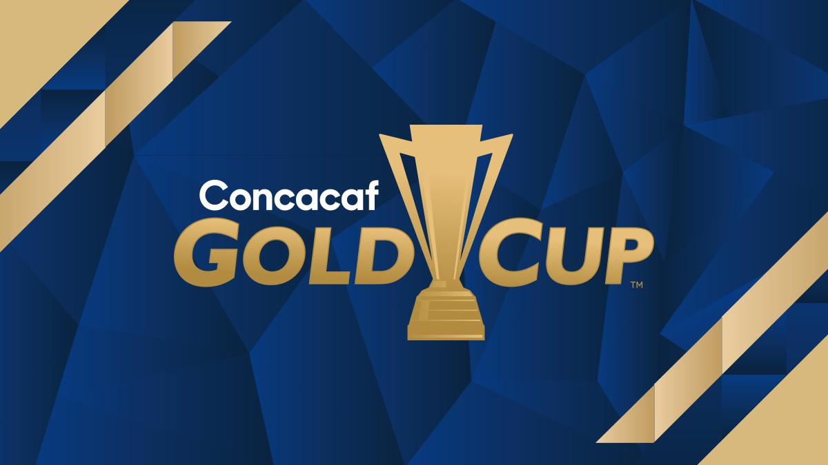 concacaf gold cup football logo large