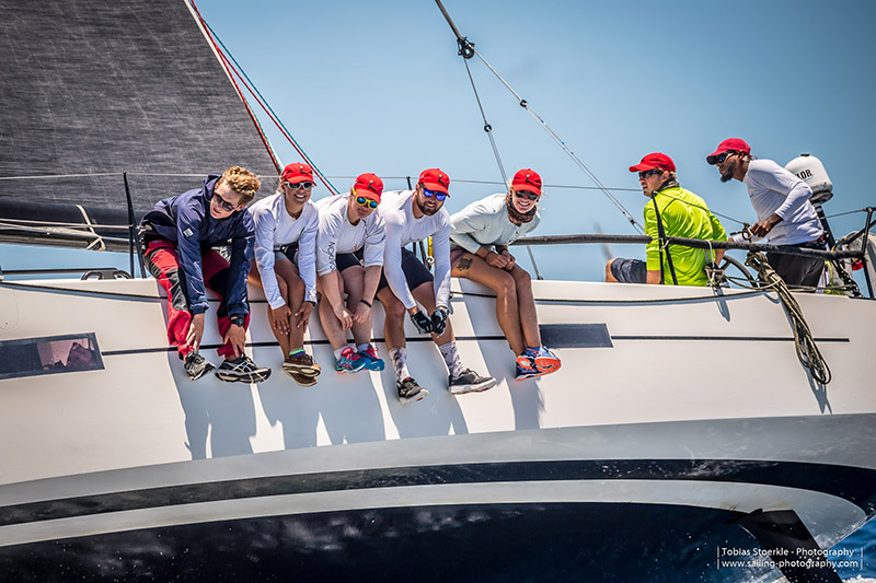 Antigua to Bermuda Race 2019
