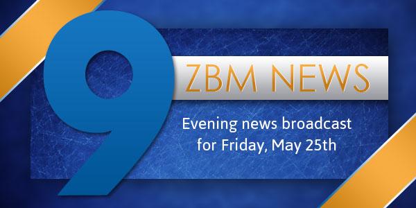 zbm 9 news Bermuda May 25 2018 tc