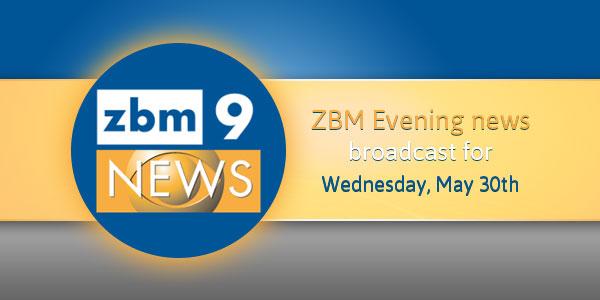 zbm 9 news Bermuda May 30 2018 tc