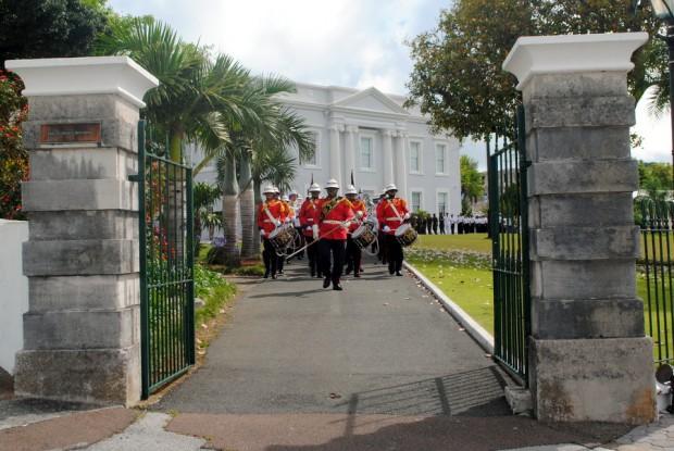 2019 Queens Birthday Parade Bermuda RBR (2)