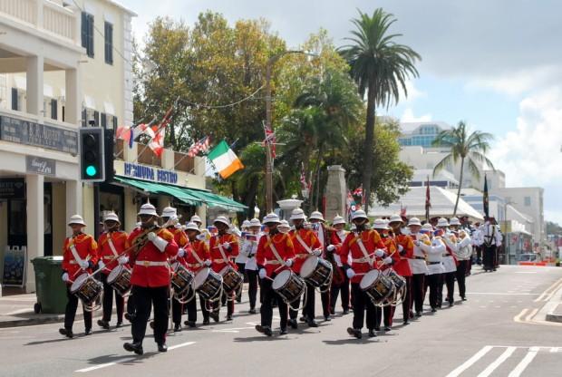 2019 Queens Birthday Parade Bermuda RBR (3)