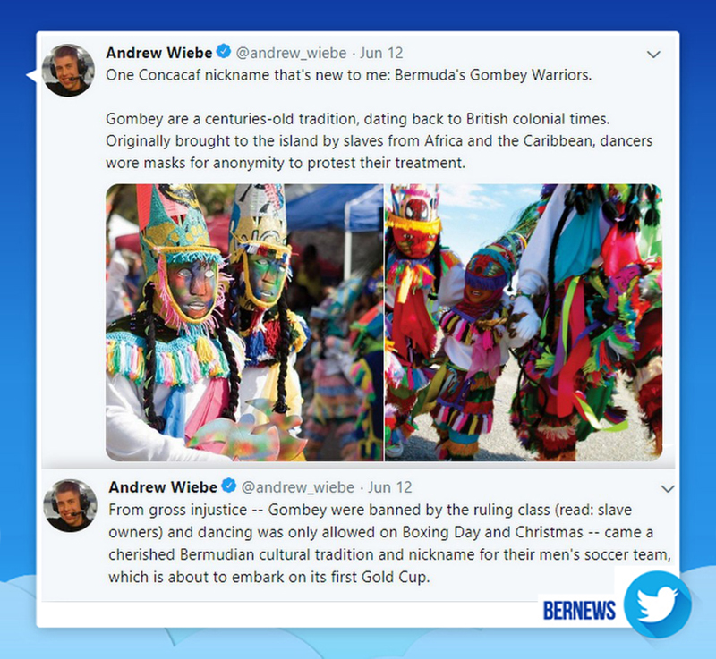 Andrew Wiebe tweet June 2019