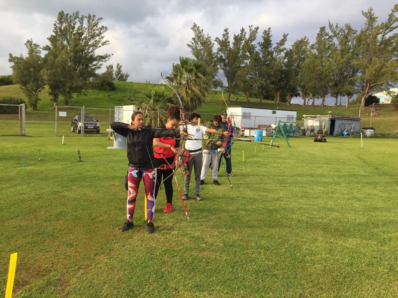 Archery Bermuda June 2019 (2)