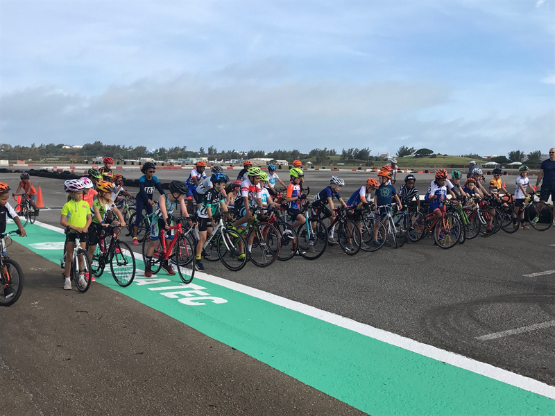 BBA Youth Race Series Bermuda June 2019