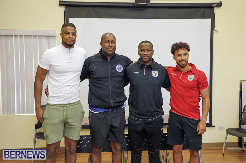 BFA Press Conference Bermuda June 4 2019
