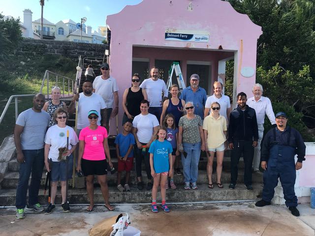 Belmont Ferry stop Bermuda June 2019 (1)