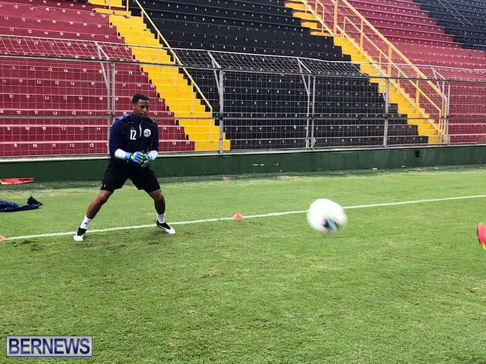 Bermuda Football Team training in Costa Rica June 14 2019 (10)