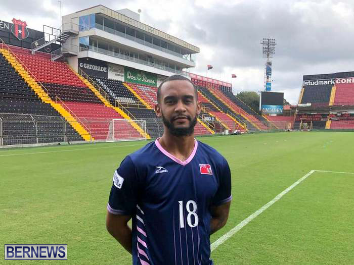 Bermuda Football Team training in Costa Rica June 14 2019 (11)